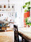 vintage meets modern kitchen decor / sfgirlbybay