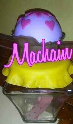 Pasta francesa muffin.