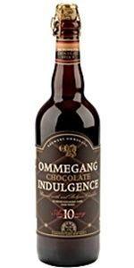 Chocolate Indulgence Stout is a Belgian Dark Ale style beer brewed by Brewery Ommegang in Cooperstown, NY. 86 out of 100 with 695 ratings, reviews and opinions.