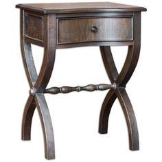 Uttermost Nolea Accent Table 25638