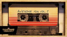 Get Your First Look at the Guardians of the Galaxy Soundtrack Cover   News   Marvel.com #GuardiansoftheGalaxyEvent