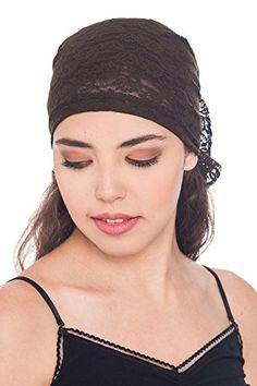 #Spitze #Haus-Bandana #Fur #Haarverlust #(Brun) Spitze Haus-Bandana Fur Haarverlust (Brun), , Spitze Bandana für Frauen. Einfach perfekt für Haus oder Krankenhaus, Einschichtiger, weicher Stoff