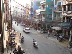 Ho Chi Minh City, Vietnam  Exactlt how I remeber seeing this place for the very first time