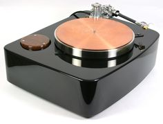 8 G's and you can have this gorgeous turntable