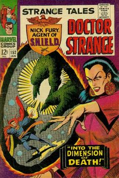 Stranger Tales #152 (Jan 1967)