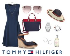 """""""tommy hilfinger"""" by gisipisi on Polyvore"""