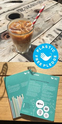 plastic free pledge - go single-use plastic free!  #zeroplastic #plasticfree #zerowaste #oceanplastic Film Identity, Eco Products, Clean Beach, Behavior Change, Brighton And Hove, Charity, Alcoholic Drinks, Campaign, The Incredibles
