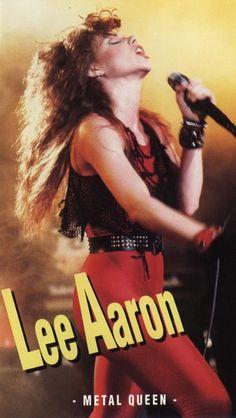Lee Aaron Metal Queen