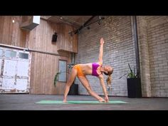 Ashtanga Yoga Secondary Series Class with Kino Yoga - YouTube