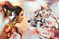 Esta Garota De 16 Anos Incrivelmente Talentosa Pinta As Imagens Mais Impressionantes Que Você Já Viu