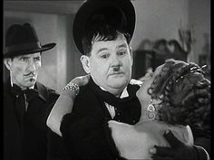 Laurel and Hardy - Oliver Hardy
