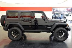 2013 Jeep Wrangler Unlimited Rubicon 4WD Lewisville, Texas | Lewisville Mitsubishi