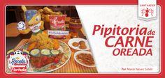 La pipitoria es un plato típico de Santander y se presenta en La Receta Mundialista Florhuila con todo el empuje de esta región.