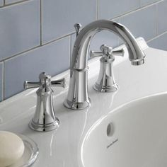Photos Of bathroom sink faucet option Vero Two Handle Widespread Lavatory Faucet Bath Products Delta Faucet