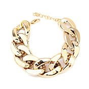Stainless Steel Wide Chain Bracelet(Assorted ... – USD $ 2.84