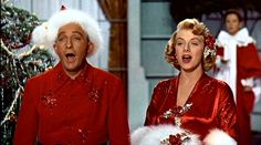 I watch this every year!!!!!  White Christmas