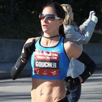 """Runner's World: Kara Goucher Pre-Olympics Interview """"Fighter"""" Kara Goucher, Olympic Runners, Running Shoe Reviews, Runners World, Great Pic, Olympics, Interview, Health Fitness, Exercise"""