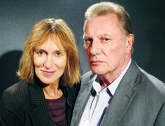 Image detail for -Jan Chappell and Paul Darrow Best Sci Fi Series, Episodes Series, Babylon 5, Classic Sci Fi, Bbc Tv, Avon, Circuit, Science Fiction
