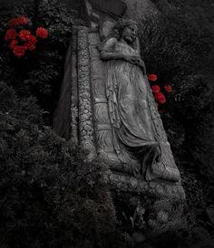 Burial Statue