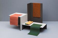 Febrik specialiseert zich in rondgebreide meubelstoffen.