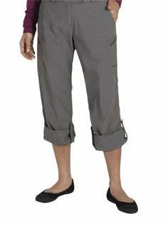 14197f67abd ExOfficio Women s Nomad Roll-Up Pant ExOfficio.  41.97 Yoga Sweat