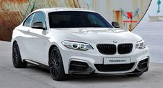 Carscoops: BMW 2-Series Coupe Rendered in M Performance Clothing