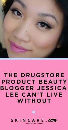 Jessica Lee, the creator of the beauty blog Bubbles & Beauty, is giving us the run down on some of her favorite products and tricks that keep her skin looking flawless. From makeup removers to serums, Lee's skin care routine is the foundation for her intricate makeup looks.