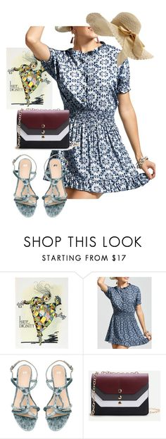 """""""dress"""" by masayuki4499 ❤ liked on Polyvore featuring WithChic"""
