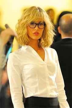 Megan Fox - Best Beauty Maggio: Capelli Biondi