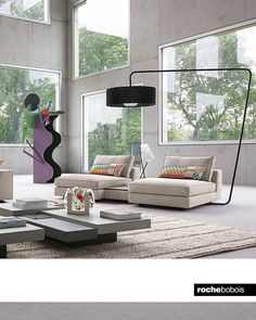 1000 images about roche bobois on pinterest canapes for Catalogue canape roche bobois
