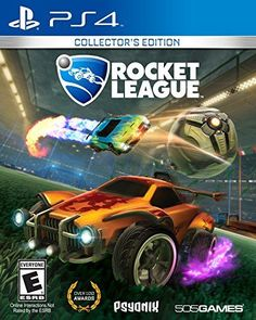 Rocket League Collectors Edition  PlayStation 4 *** Be sure to check out this awesome product.Note:It is affiliate link to Amazon.