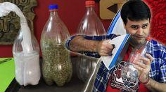 Ideas para reciclar botellas con una plancha