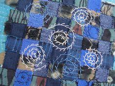 Mary Stanley, Art Spirit: Happy New Year 2013! cool spirals...