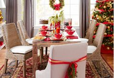 From the den to the kitchen to the guest room, every area will be ready for hosting thanks to this guest-ready furniture and decor. Keep your home cozy with soft rugs and upholstered furniture, and top it off with pre-lit Christmas trees and garland to bring the holiday home.http://www.wayfair.com/daily-sales/Must-Have-Furniture-for-the-Holidays~E16265.html?refid=SBP.rBAZEVRu2ecnESeY5AkZAsgfBvjGA0EkhviWkDoIBy8