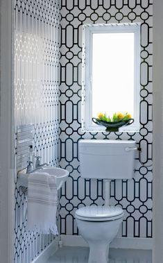Kleine Badezimmer: Gäste WC