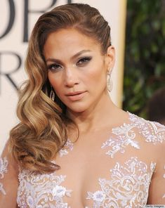 BEVERLY HILLS, CA - JANUARY 13: Jennifer Lopez arrives at the 70th Annual Golden Globe Awards at The Beverly Hilton Hotel on January 13, 2013 in Beverly Hills, California. (Photo by Steve Granitz/WireImage)