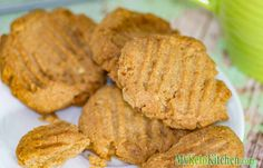 The Best Low Carb Macadamia Nut Butter Cookies Ever