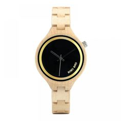 Women's Minimalist Wooden Watch —-> $ 47.99 & Virtually FREE Shipping Tag a friend who would love this! #mywatchplus #wristwatch #watches #timepiece #watchoftheday #menswatches #mensfashion #womenfashion Cool Watches, Watches For Men, Women's Watches, Unusual Watches, Cheap Watches, Watches Online, Fashion Watches, Style Simple, Luxury Watches