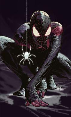 Spider-Man by Dave Seguin