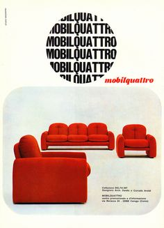 Mobilquattro Ad 1969 | Flickr - Photo Sharing!