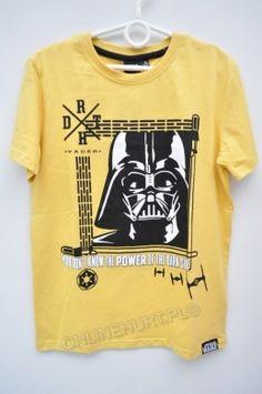 Bluzka Dziecięca Star Wars 66215  _A12  (3-8)
