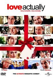 Love Actually - love it actually.