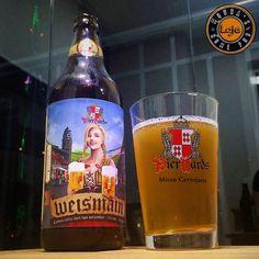 Fala galera hoje temos mais uma ação da @confraria27 onde contamos com a parceria da @biernards e @cervejastore! ___ Essa é a Weismain cerveja de trigo leve e bem refrescante! O rótulo é bem característico e assim como a outra cerveja ilustra bem a identidade do estilo! Muito boa! Cheers  ___ Participe conosco da ação marcando as hashtags: #Confraria27 #Biernards #BiernardsNaC27 #CervejaStore #ConfraNards ___ Aproveitem também a promoção abaixo: Na compra de 3 cervejas Bier Nards na…