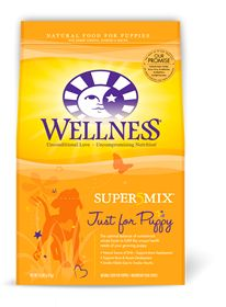 Wellness Complete Health Super5Mix Just for Puppy Recipe