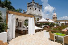 Hotel LM, a boutique hotel in Cartagena, Columbia