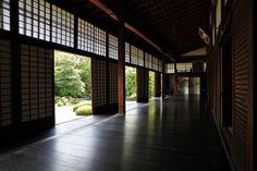 Japanese Zen temple