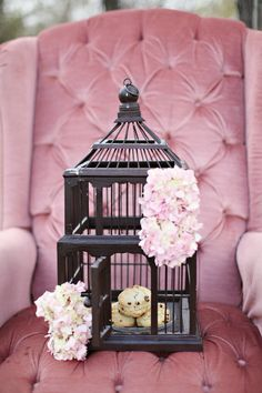Kind of loving birdcages.
