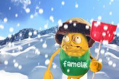 Finalmente un po' di tregua... aspettatemi, tolgo un po' di neve e arrrrivoooo!!! #Gggwfddlahh