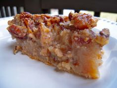 Kahlua Pecan Pie | Plain Chicken