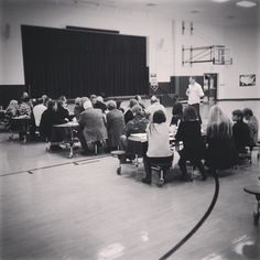 Throwback Thursday to our first Newcomer's Lunch in John Ross Elementary!  Our next Newcomer's Lunch is September 20th! We will be providing lunch right after service that Sunday for all our Newcomers so if you are new to us or were thinking about visiting Redemption Church September 20th is the perfect time to come! Sign up for Newcomers Lunch on the blog: http://ift.tt/1f30MYY  #newcomers #churchplant #newchurch #oklahoma #edmond #okc #redemptionokc #newcomerslunch #tbt #throwbackthursday